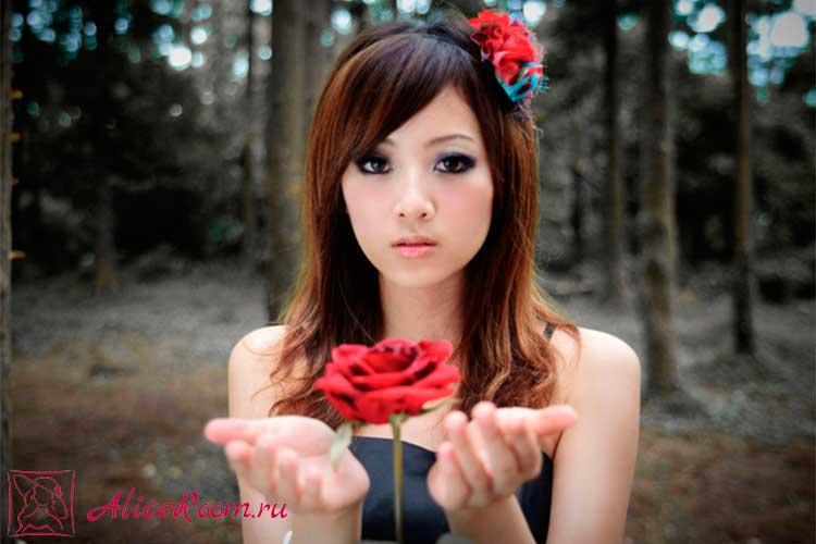 корейки красивые фото