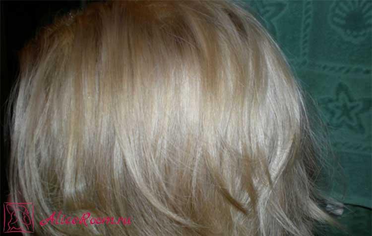 Лучшая маска для осветленных волос отзывы