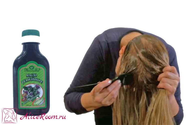 Сделать маску для волос