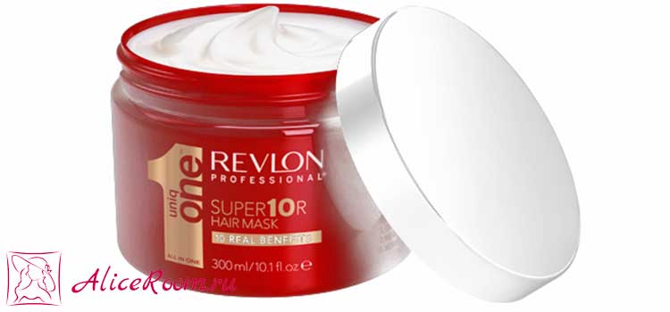 маска revlon super 10r hair mask фото
