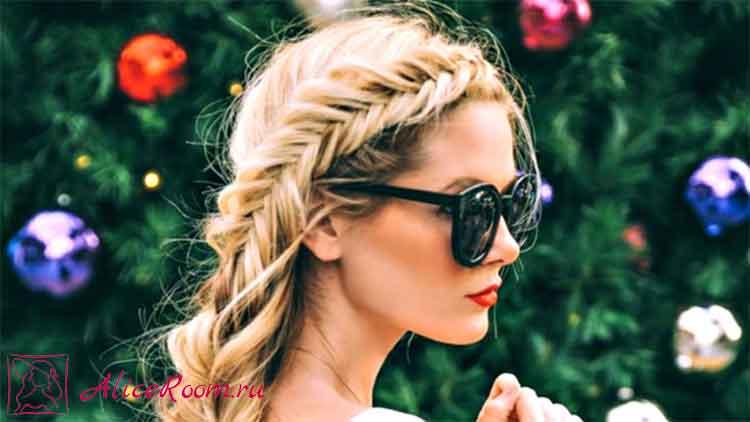 греческая коса фото 3
