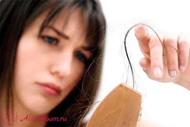 При нарушении каких гормонов выпадают волосы