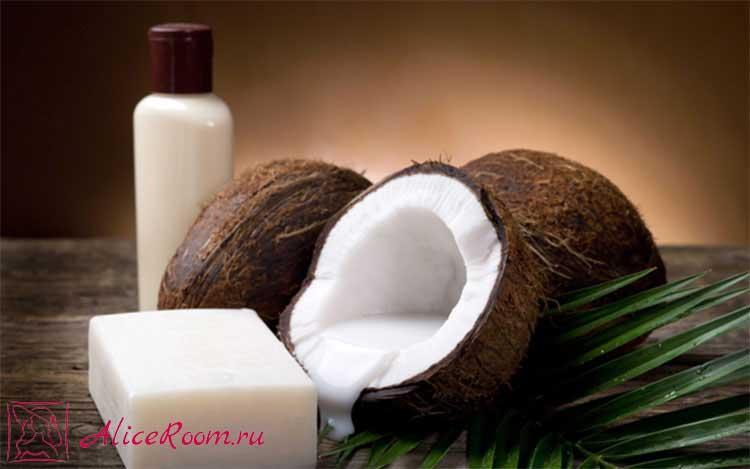 кокосовое масло от выпадения волос фото 2