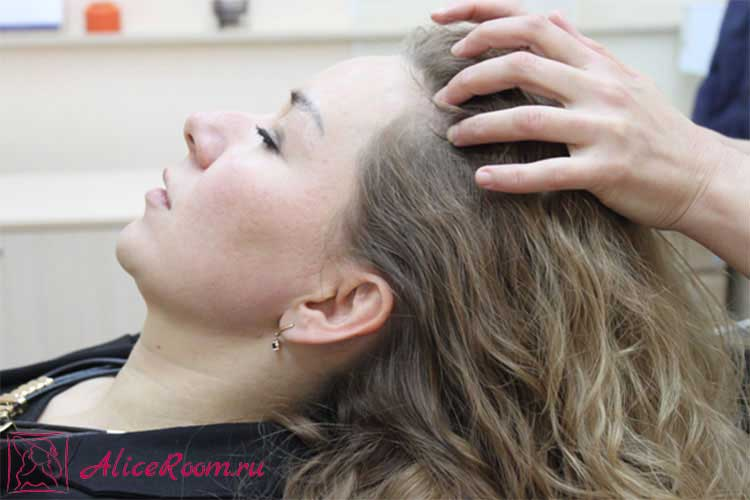 Бальзам для лечения и ламинирования волос secret key