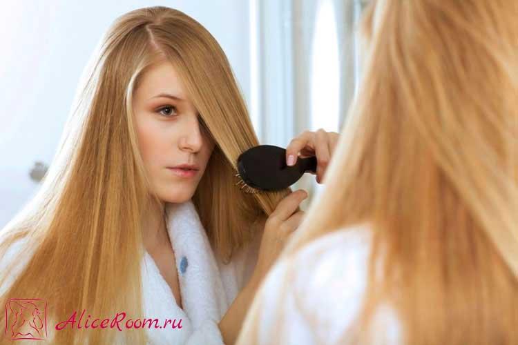 Средство от выпадения волос у женщин бесплатно народные