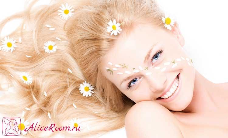 Укрепление и восстановление волос кератином