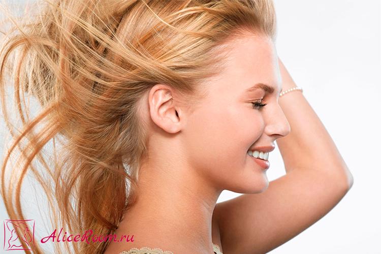 Причины выпадение волос при мытье головы