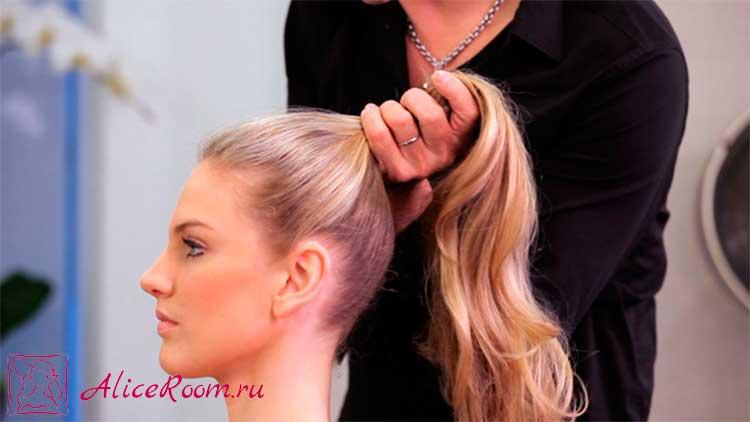 выпадение волос у ким
