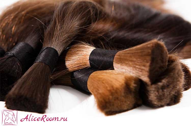как мыть искусственные волосы на заколках