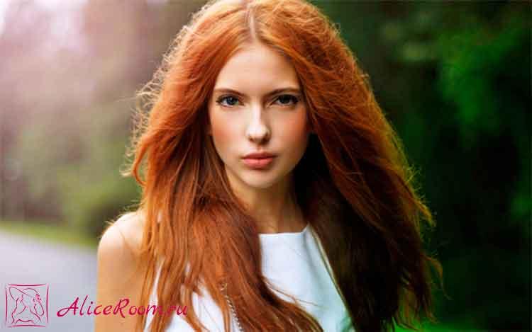 уход за рыжими волосами фото 4