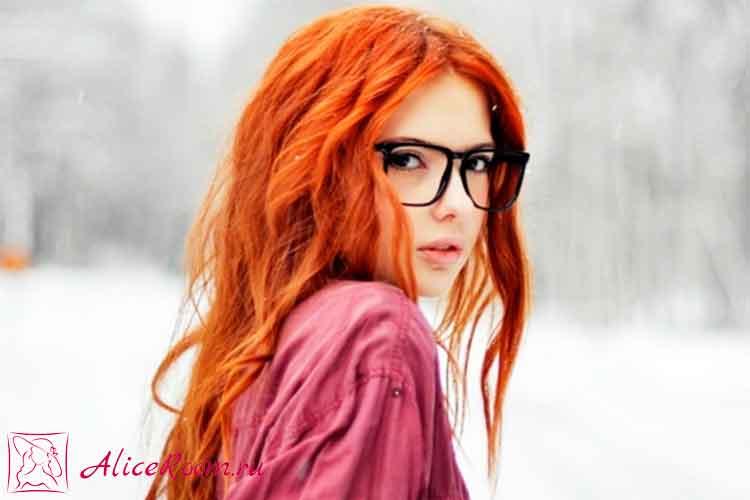 Красавицы с рыжими волосами фото 339-719