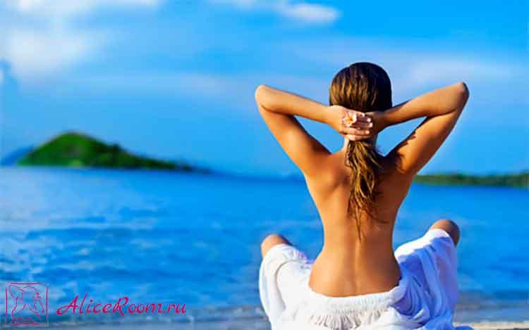 Как ухаживать на море за волосами