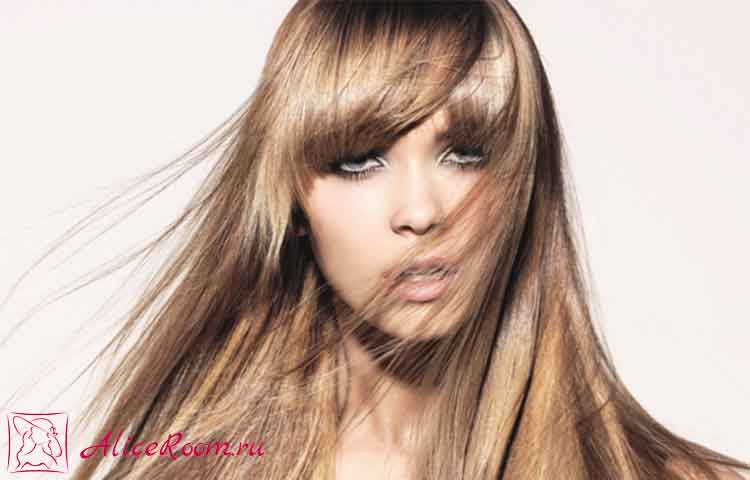 укладка прямых волос фото 2