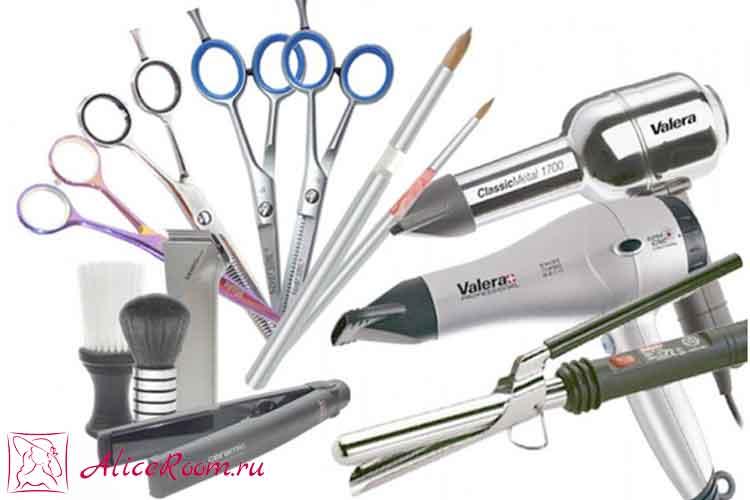 инструменты для укладки волос фото