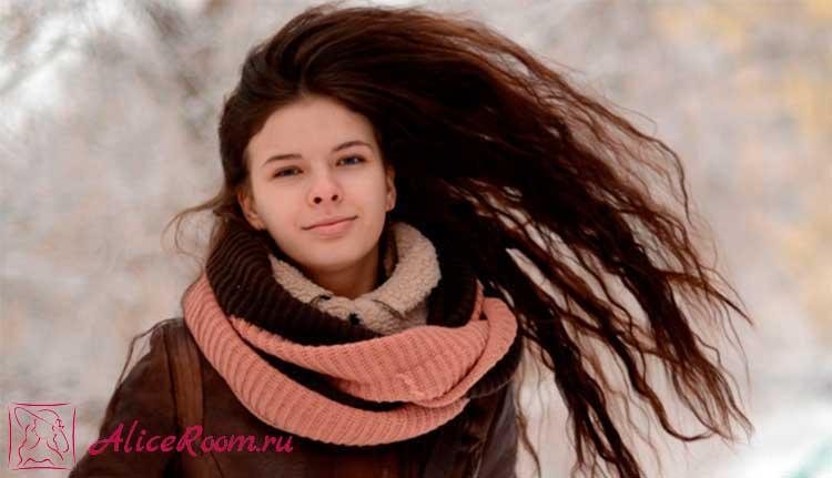 Укладка на длинные тонкие волосы