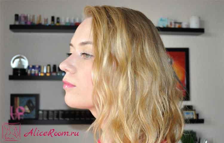 Укладка волос средней длины инструкция