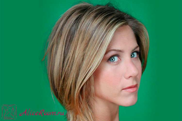 Укладка на короткие волосы фото каре