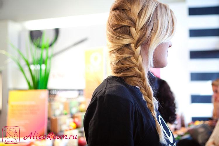 вечерние укладки на длинные волосы фото