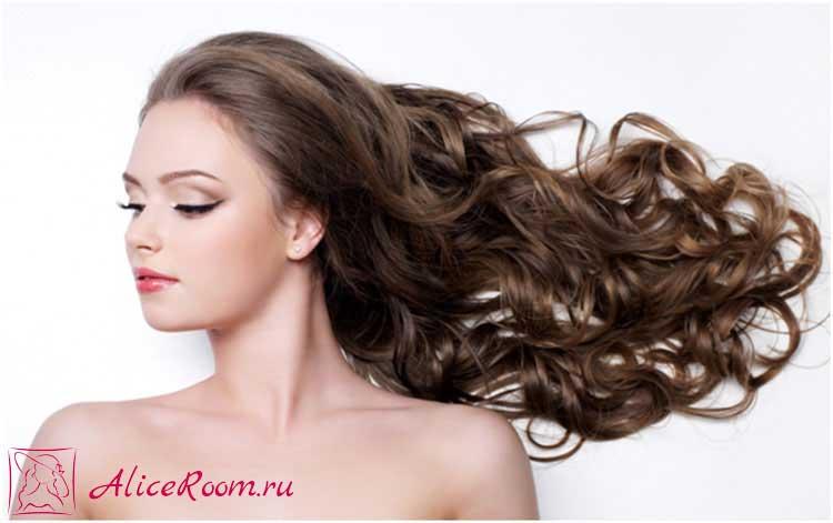 Волосы маслом перед шампунем