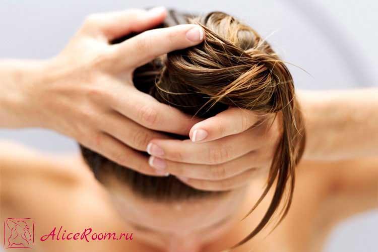 Масло амлы сушит волосы