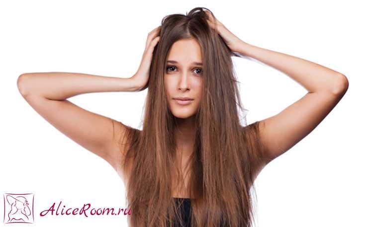 Продукты укрепляющие волосы