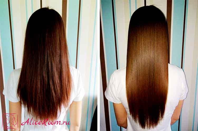 Клеточное восстановление волос лореаль